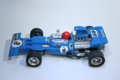 432 Tyrrell 002 1970 J Stewart EXIN C48 1970-72 Boxed