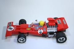 433 Tyrrell 002 1970 J Stewart Scalextric C48 1970-72 Boxed