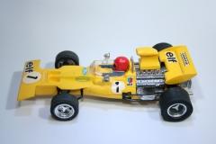 558 Tyrrell 002 1970 J Stewart Scalextric C48 1970-72