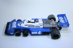 672 Tyrrell P34 1977 P Depailler SCX Club Car 2003
