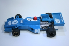 764 Tyrrell 007 1974 J Scheckter Scalextric C121 1976 Boxed