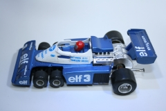 78 Tyrrell P34 1977 R Peterson Polistil PC034
