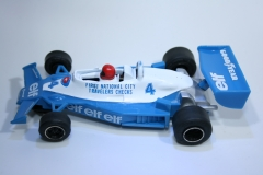 81 Tyrrell 008 1978 D Pironi Scalextric C135 1979-82 Boxed
