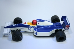 82 Tyrrell 018 1990 J Alesi Scalextric C467 1990 Boxed