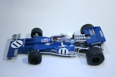 852 Tyrrell 003 1971 J Stewart Scalextric C3655A 2015 Boxed