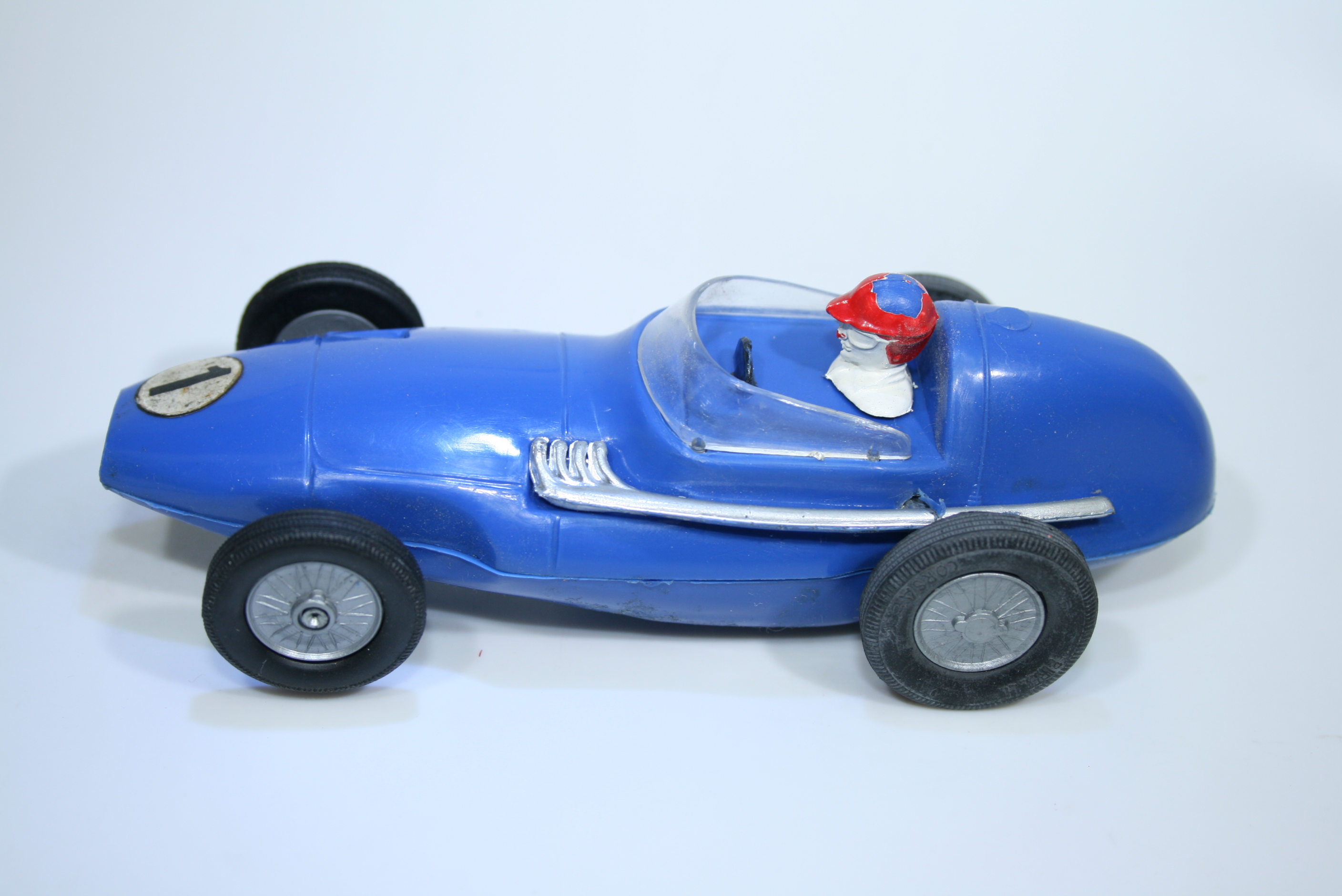 1384 Vanwall VW5 1958 T Brooks National Toys