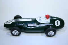 113 Vanwall VW5 1957 S Moss Scalextric C97 1992-95 Boxed