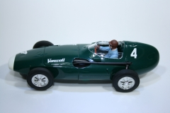 114 Vanwall VW5 1958 T Brooks Scalextric C2663 2005 Boxed
