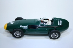 115 Vanwall VW3 1957 S Moss Scalextric C2552A 2004 Boxed