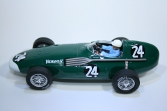 541 Vanwall VW2 1956 H Schell Cartrix 0935 2009 Boxed