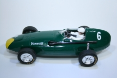 654 Vanwall VW5 1958 S Lewis Cartrix 0936 2011 Boxed