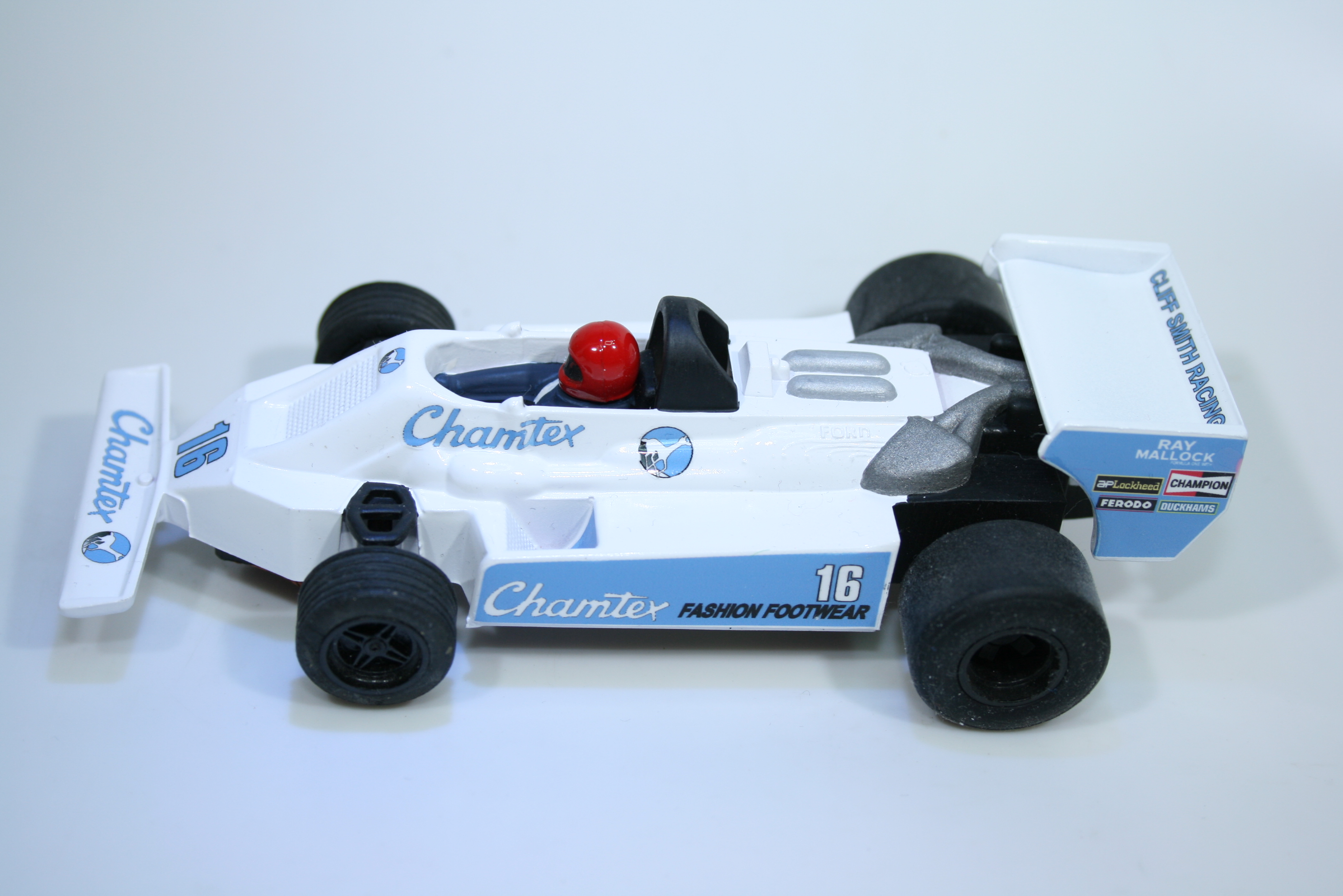 1415 Walter Wolf WR5 1978 R Mallock Scalextric C133 1979 Relivery