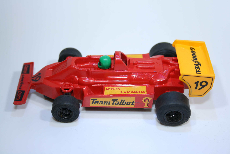 213 Walter Wolf WR5 1978 J Scheckter Scalextric C102 1986