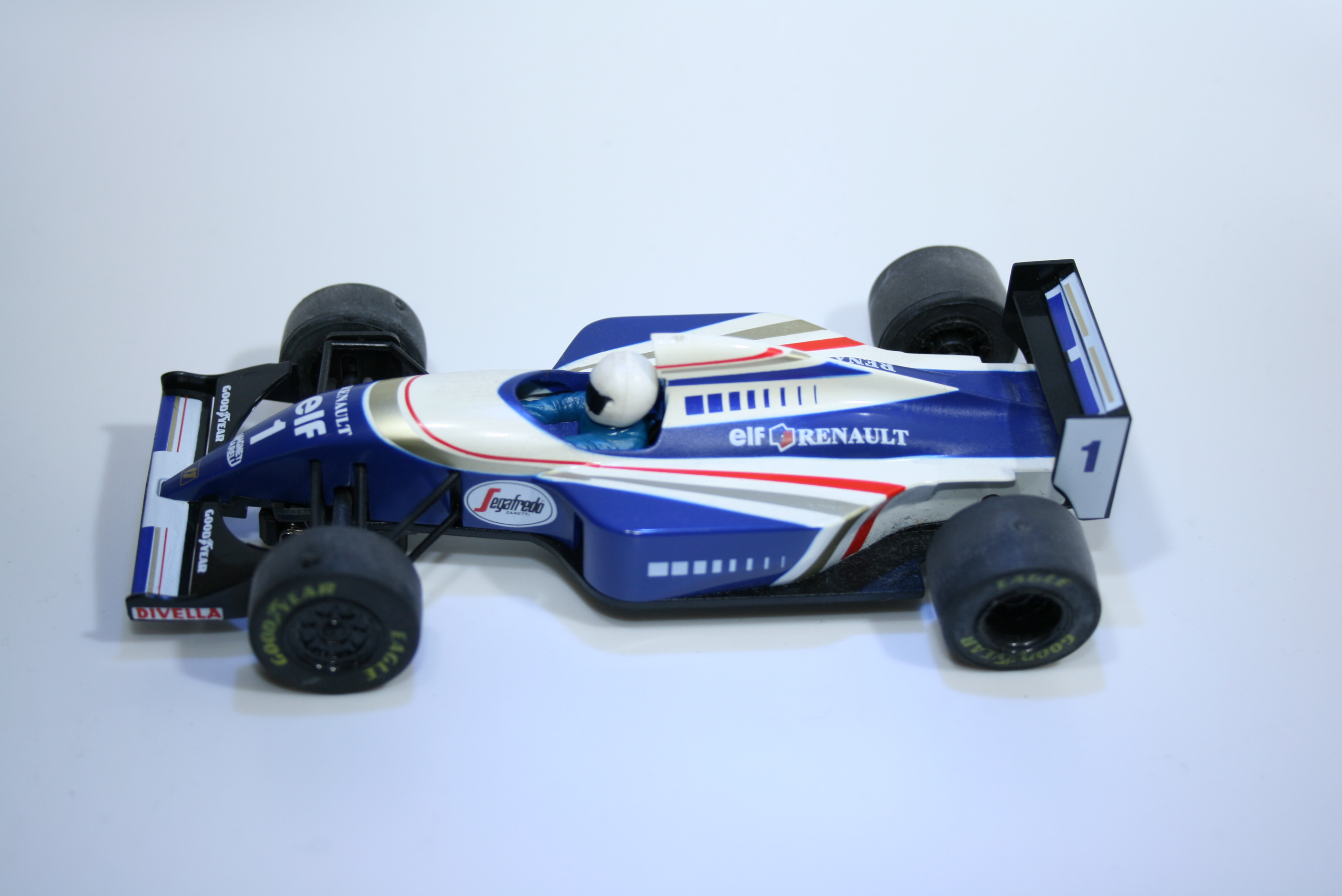 124 Williams FW15C 1994 D Coulthard Scalextric C2012 1996
