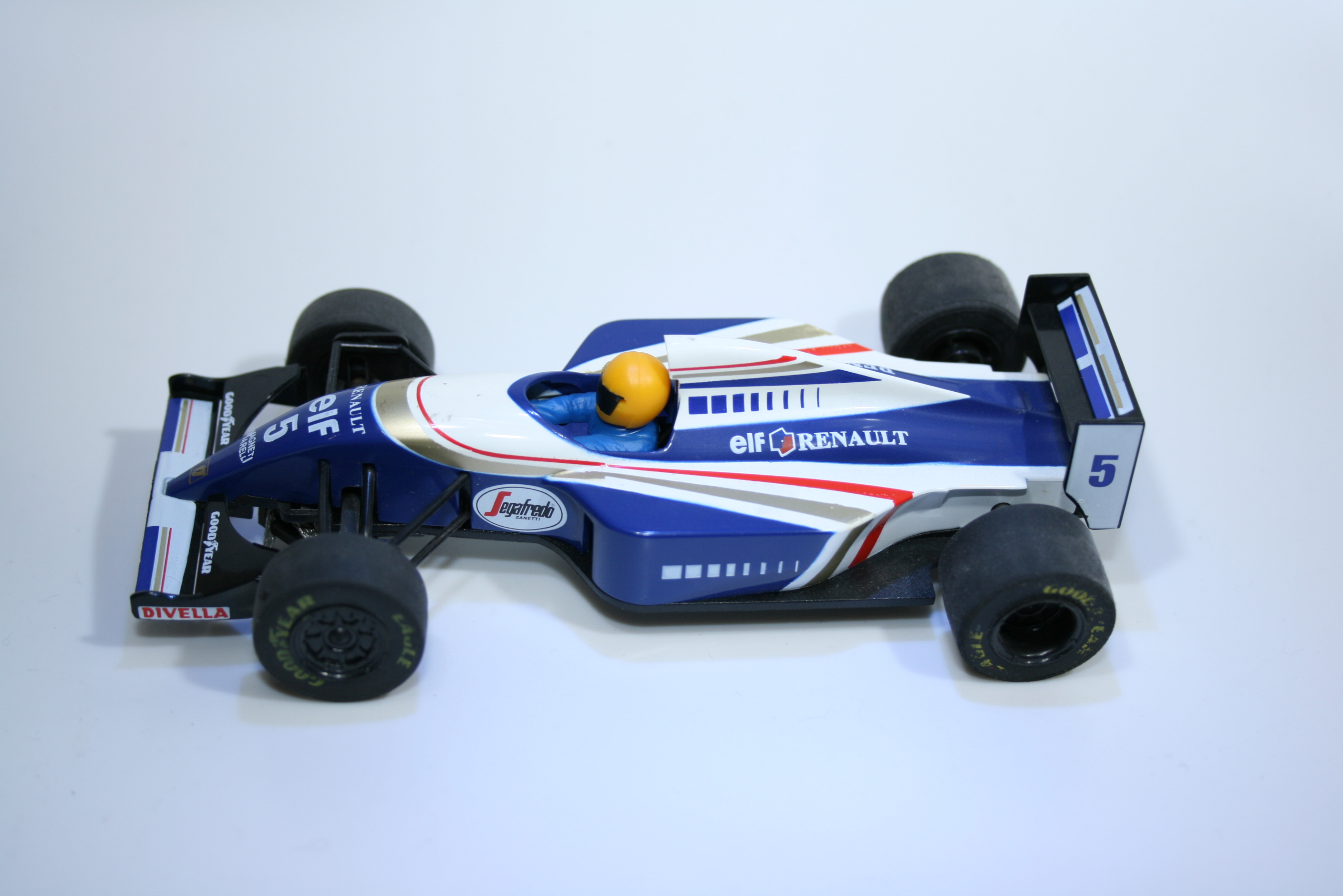 127 Williams FW18 1996 D Hill Scalextric C533 1996