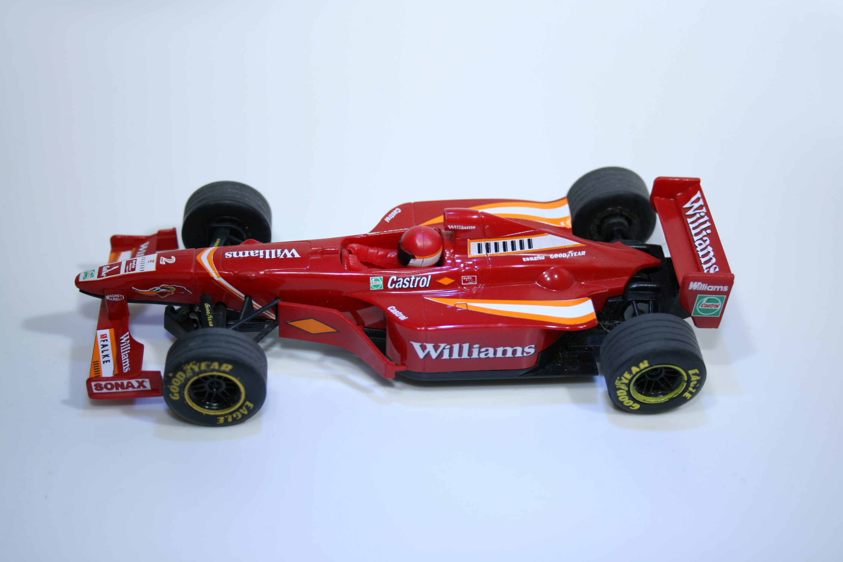 131 Williams FW20 1998 H H Frentzen Scalextric C2162 1998