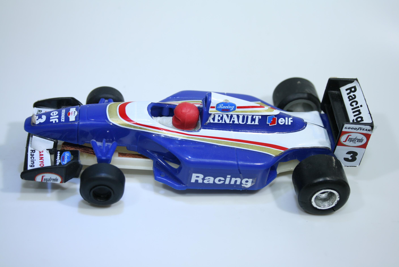 1329 Williams FW19 1997 J Villeneuve Polistil 32244-W 1997