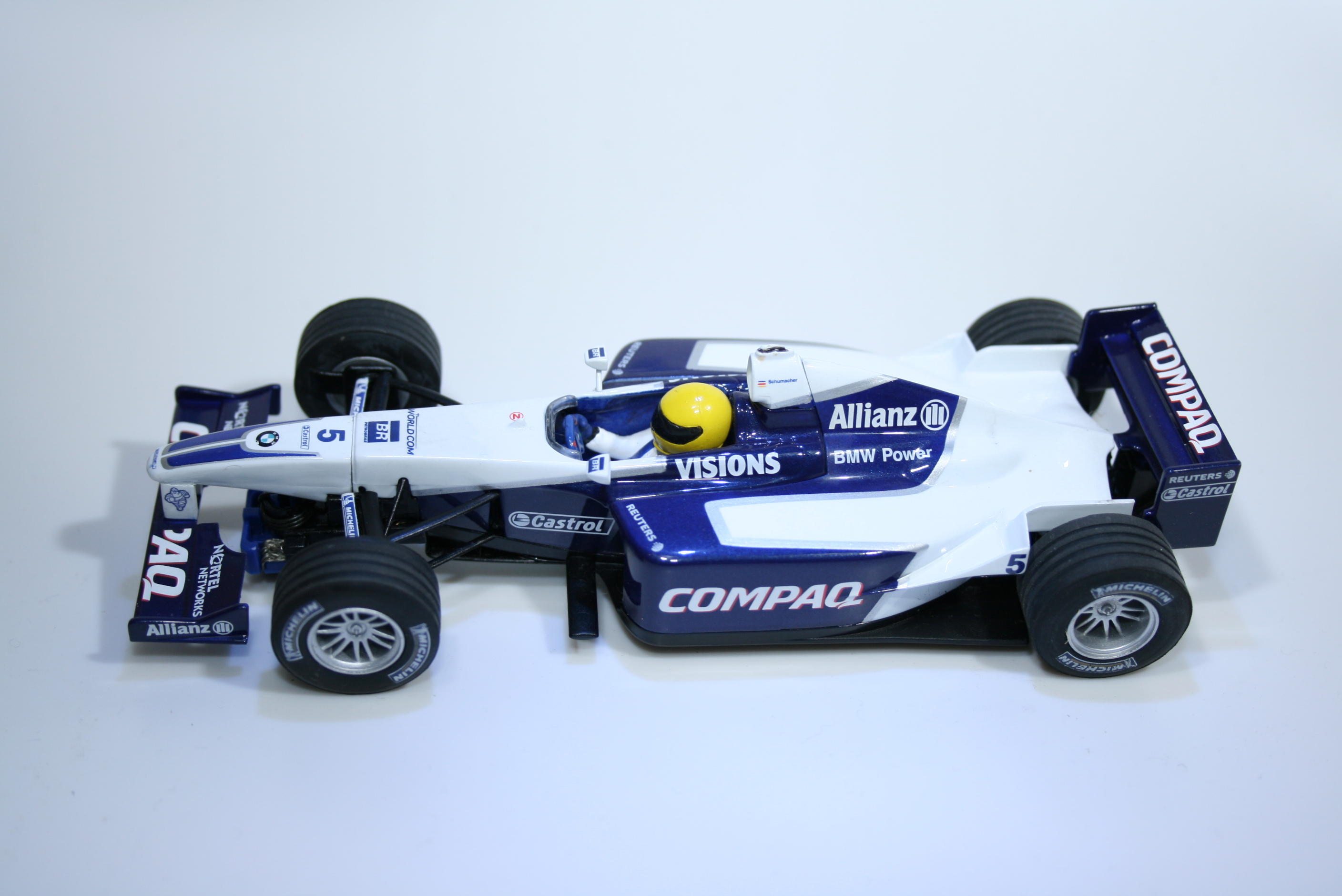 134 Williams FW23 2001 R Schumacher Scalextric C2234 2002