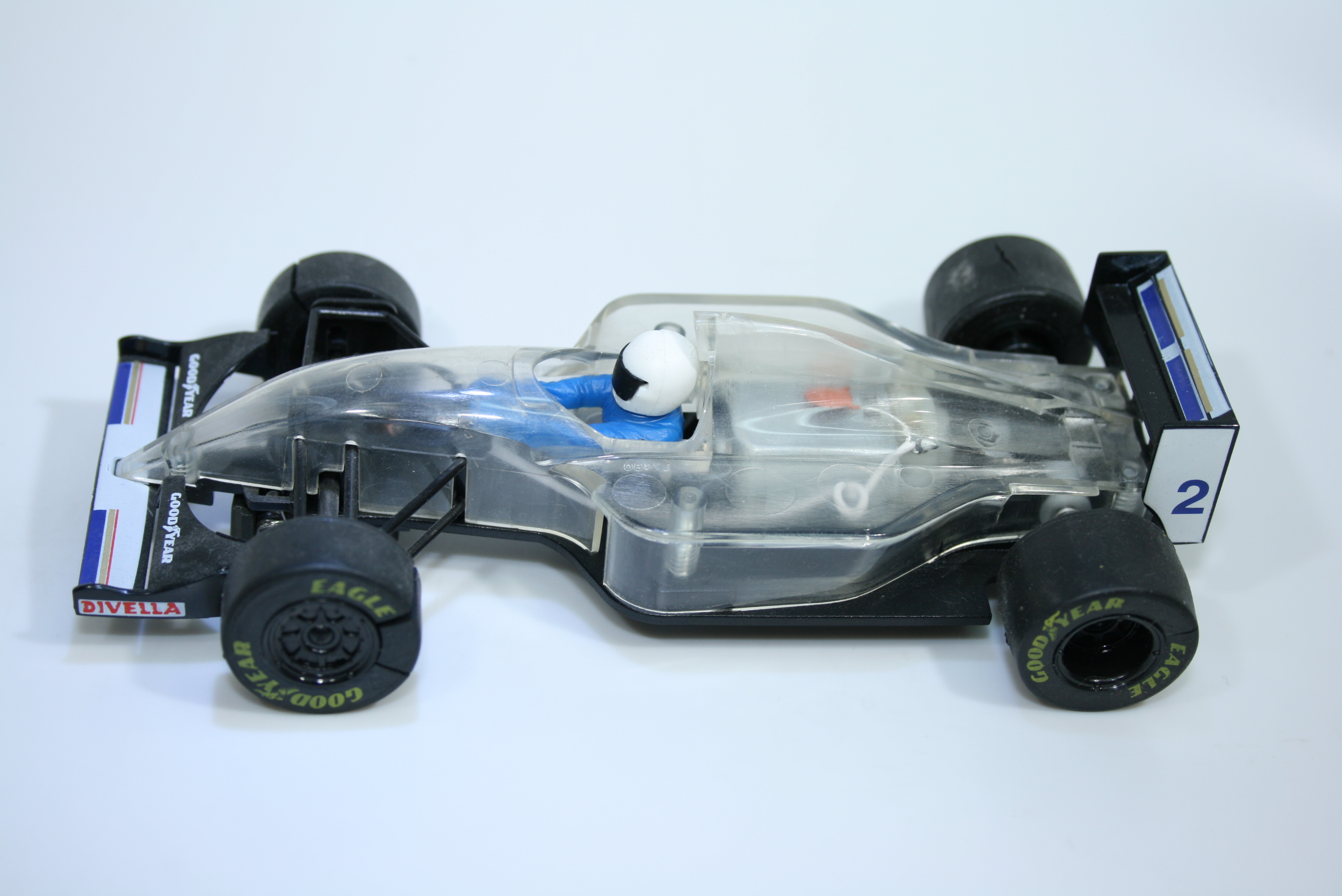 1353 Williams FW15C 1994 N Mansell Scalextric C143 1994 Pre Production