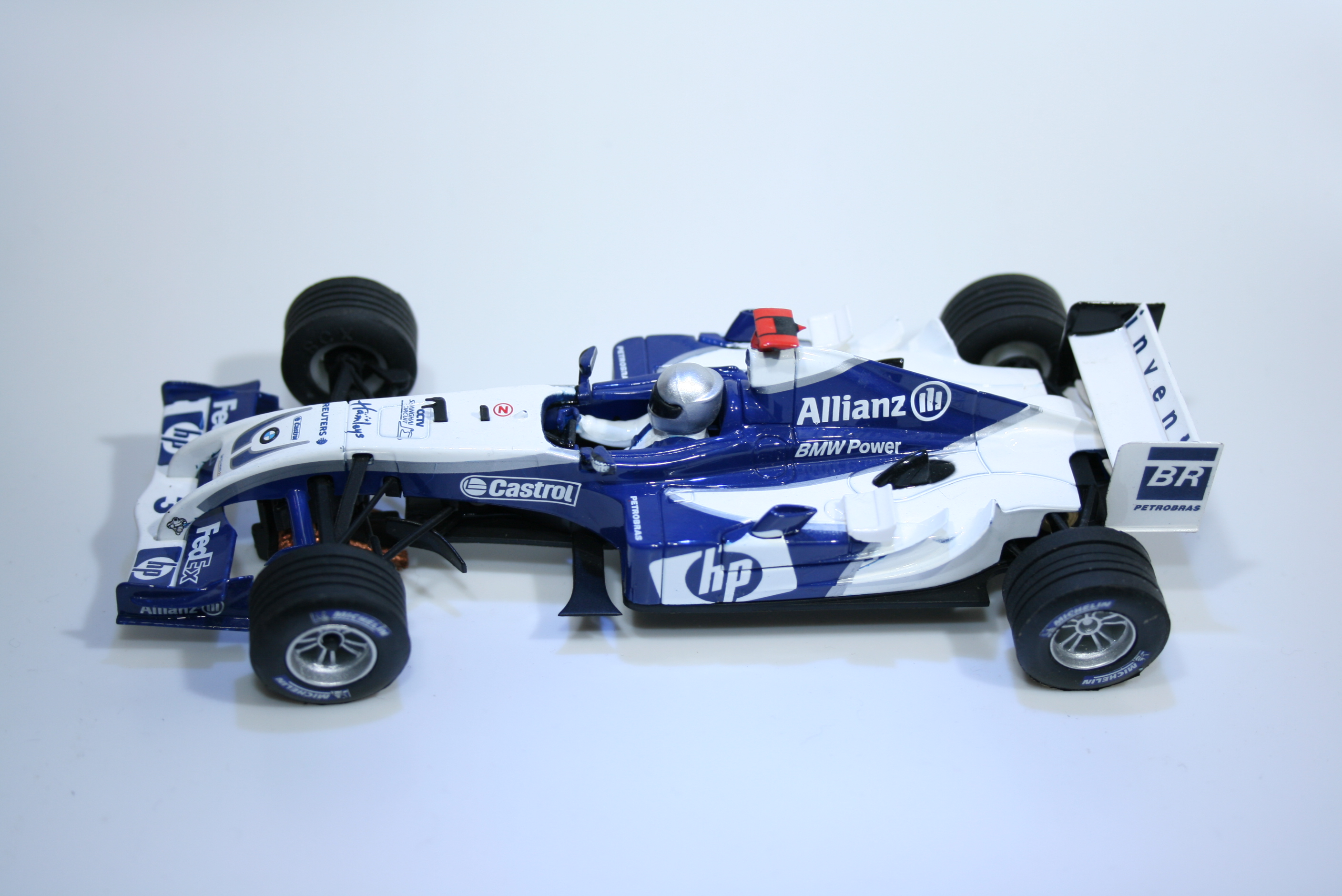 138 Williams FW26 2004 J P Montoya SCX 61670 2004