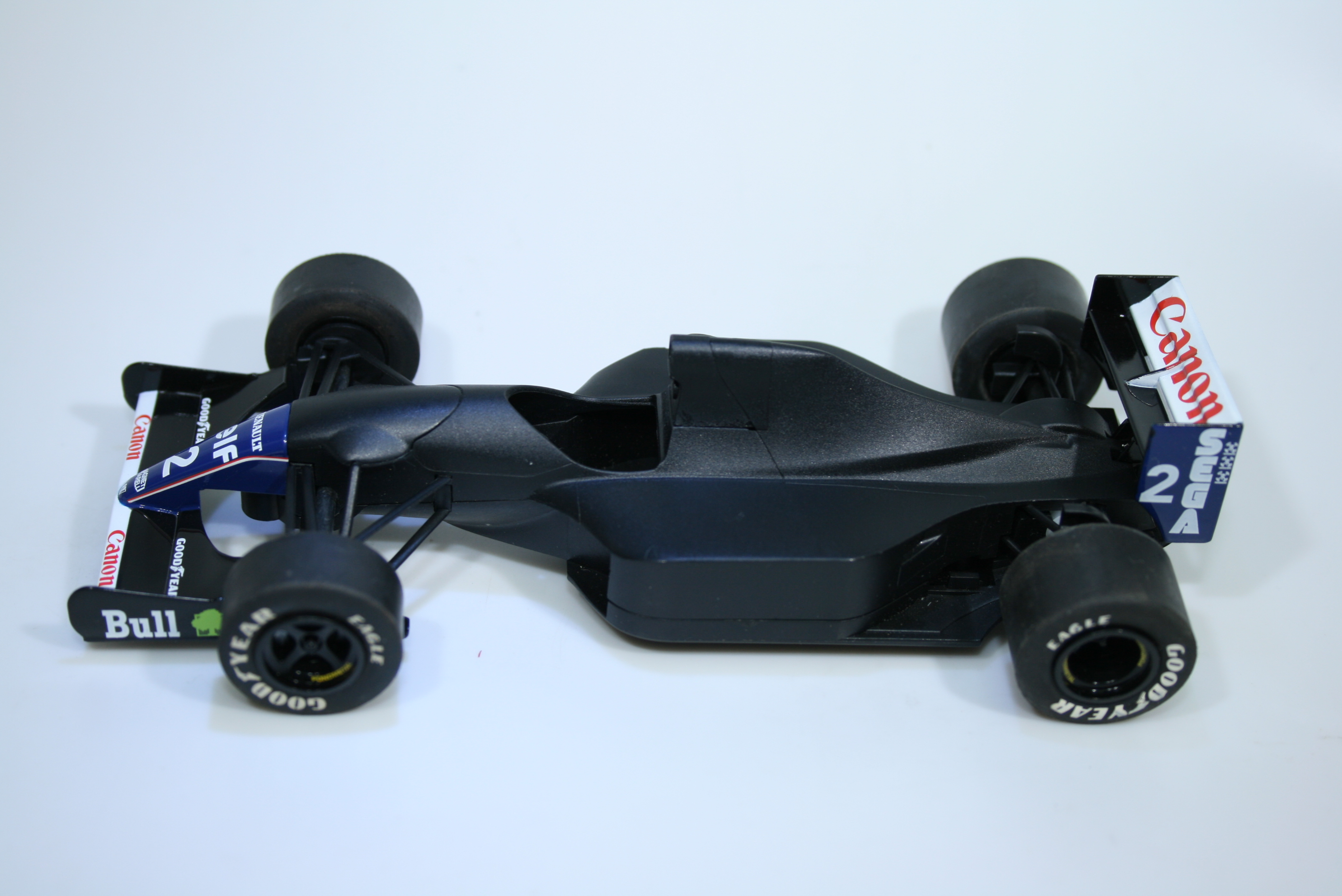 1383 Williams FW15C 1993 A Prost Scalextric C3094 2011 Pre Production Sample