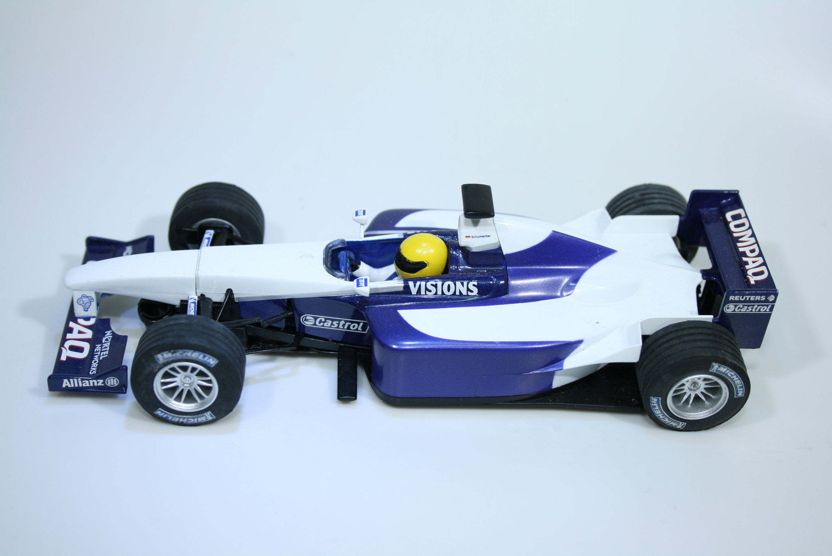 1431 Williams FW23 2001 R Schumacher Scalextric C2234 2002 Pre Production