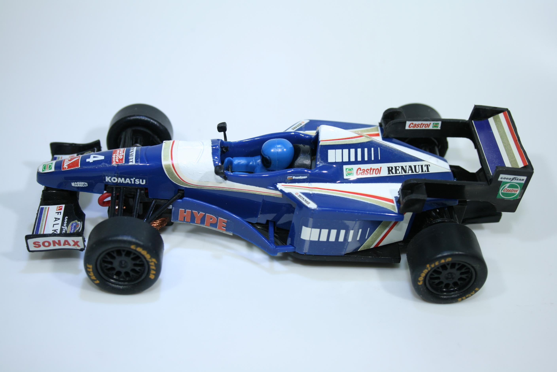1454 Williams FW19 1997 H H Frentzen Cartronic CTC1022 Boxed