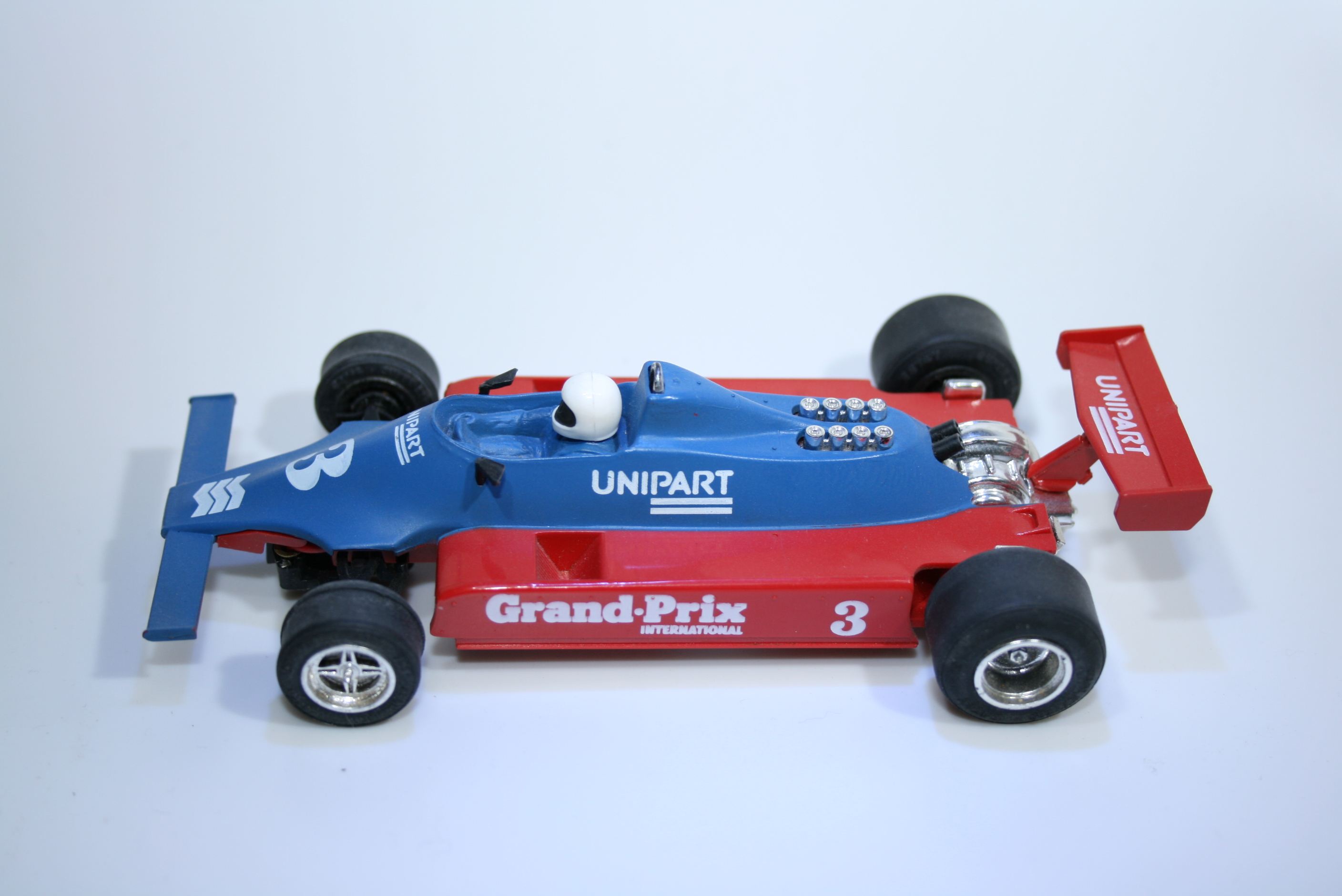 318 Williams FW07B 1980 Scalextric C351