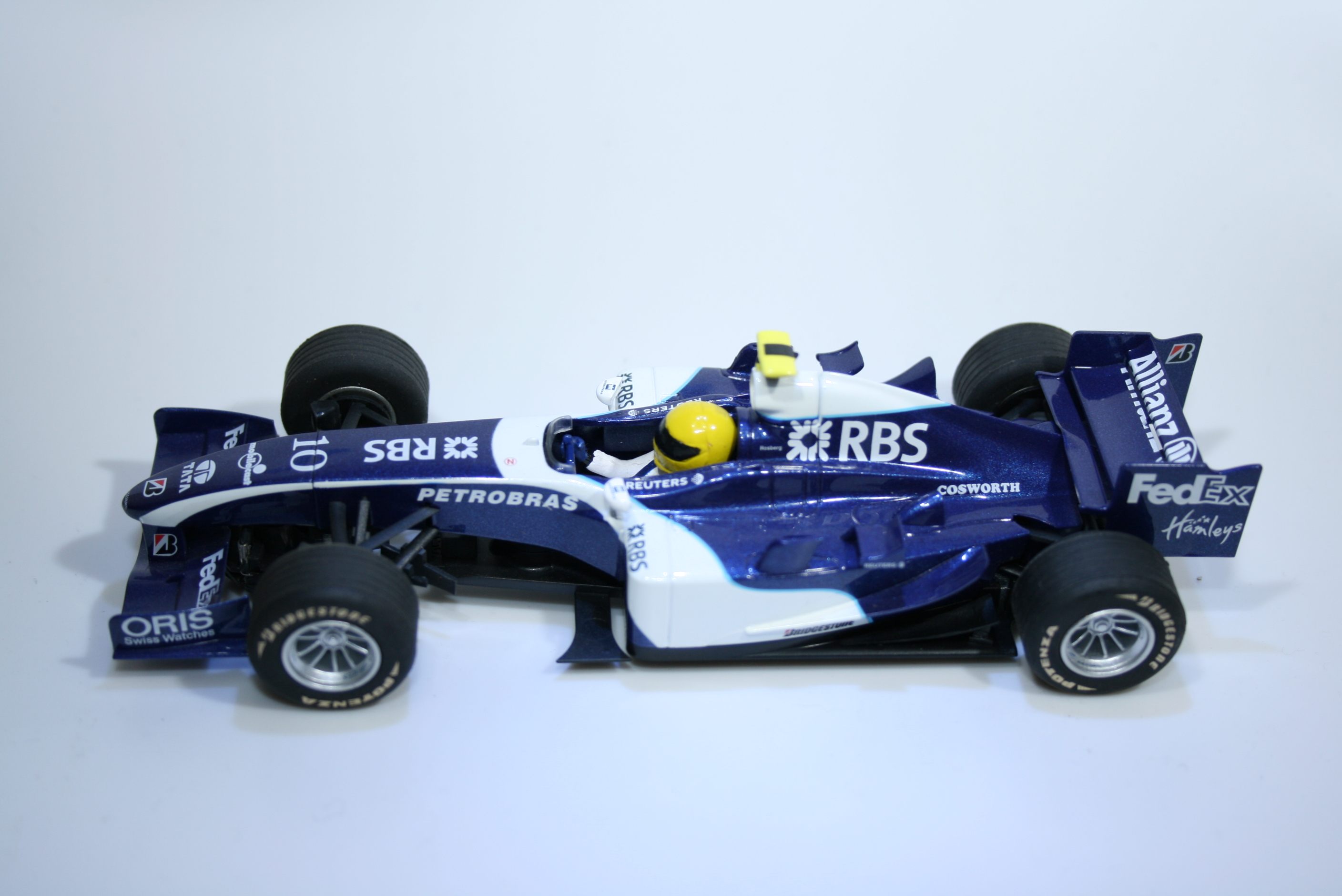 342 Williams FW28 2006 N Rosberg Scalextric C2726 2007 Boxed