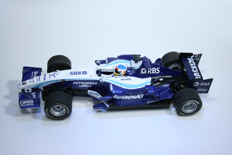 389 Williams FW29 2007 A Wurz Scx 2008 Set Car