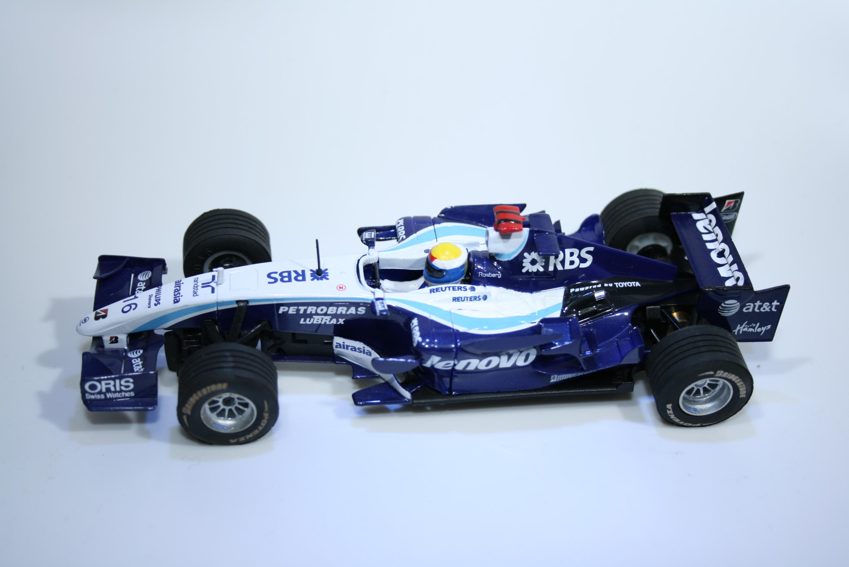 399 Williams FW29 2007 N Rosberg Scx 62880 2008 Boxed