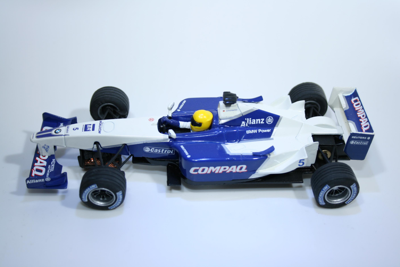 435 Williams FW23 2001 R Schumacher Scx 60950 2002 Boxed