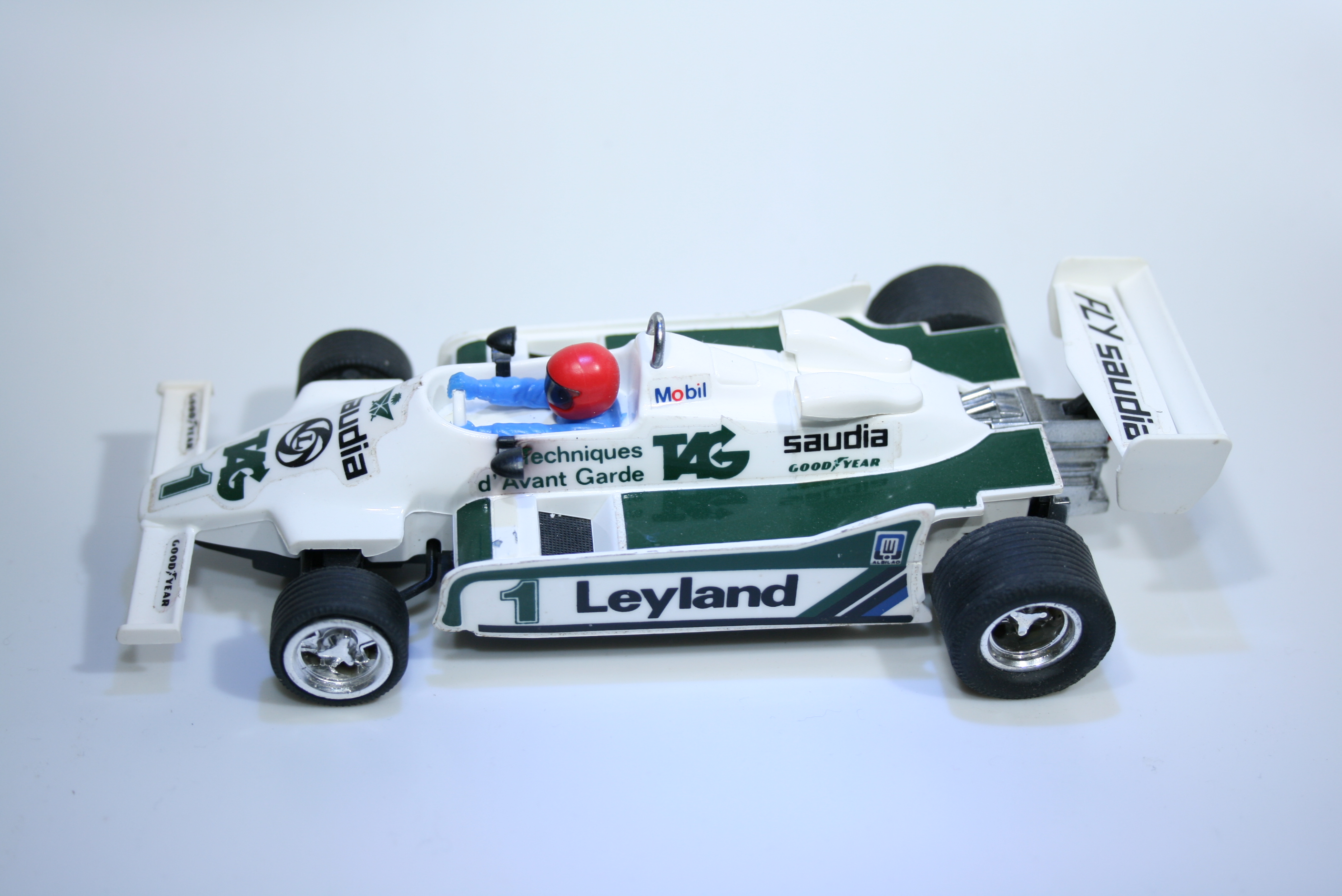 470 Williams FW07 1981 A Jones Scalextric 4068 1983 Boxed