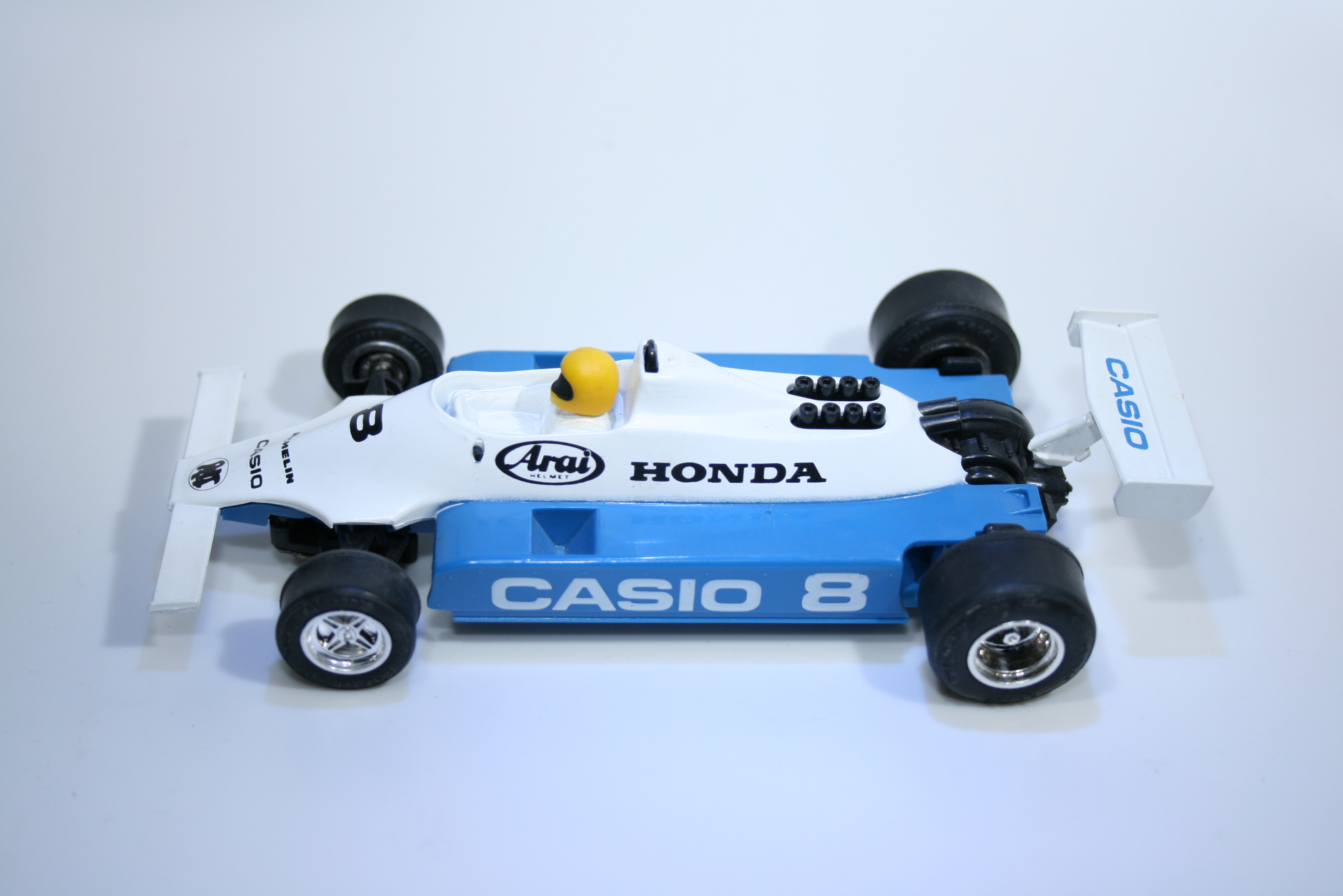 626 Williams FW07B 1980 A Jones Scalextric C350