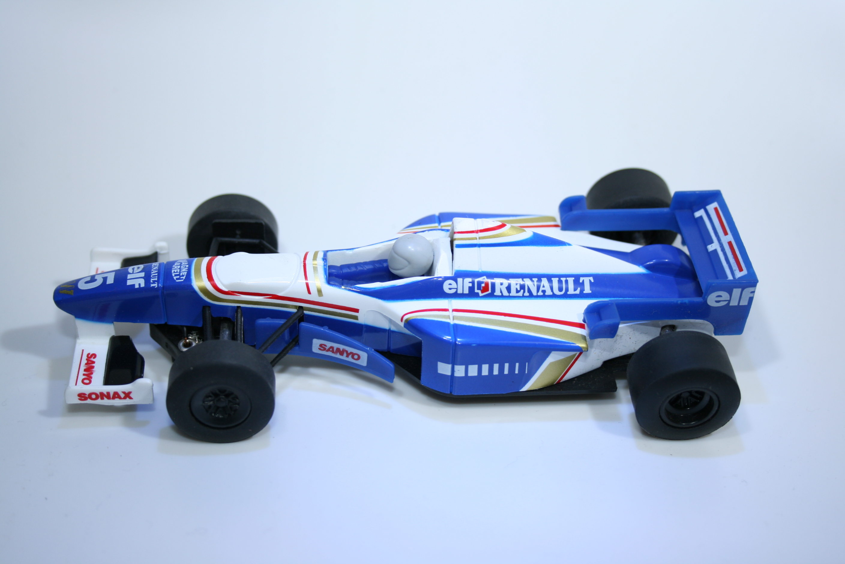 947 Williams FW18 1996 D Hill Artin 5470