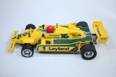 1105 Williams FW07 1980 Exin Mex 4068 FW07 1983