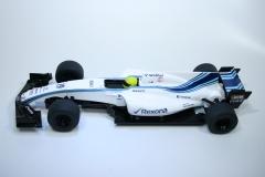 1111 Williams FW40 2017 F Massa Scalextric C3955 2018 Boxed
