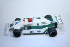120 Williams FW07 1980 C Reutemann Scalextric Coches Miticos 2004