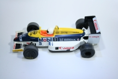 121 Williams FW11 1985 N Mansell Scalextric C369 1987