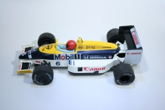 122 Williams FW11 1985 N Piquet Scalextric C426 1988-93