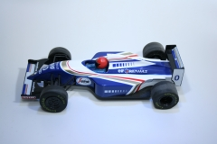 123 Williams FW15C 1994 D Hill Scalextric C226 1994
