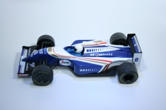 128 Williams FW15C 1995 D Coulthard Scalextric C584 1996 Boxed