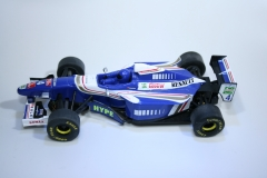 129 Williams FW19 1997 H H Frentzen Cartronic CTC1022