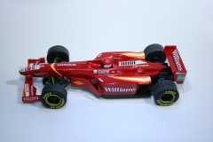 130 Williams FW20 1998 J Villeneuve Scalextric C2161 1998 Boxed