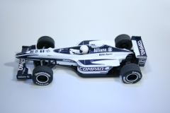 133 Williams FW22 2000 J Button Scalextric C2265AA  2000