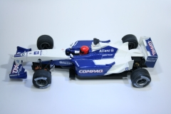 136 Williams FW23 2001 J P Montoya SCX 60960 2002 Boxed