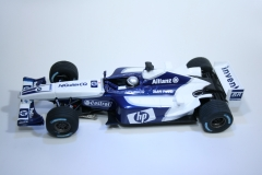 137 Williams FW24 2002 J P Montoya Carrera 25704 2003 Boxed