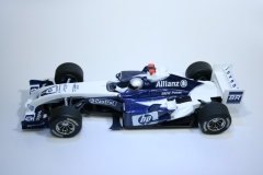 140 Williams FW26 2004 J P Montoya Scalextric C2583A 2004 Boxed