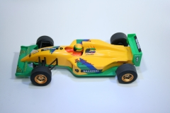 145 Williams FW15C Promo A Senna Scalextric F2213 2000