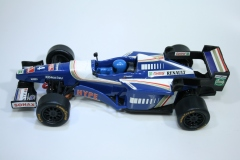 1454 Williams FW19 1997 H H Frentzen Cartronic CTC1022 Boxed